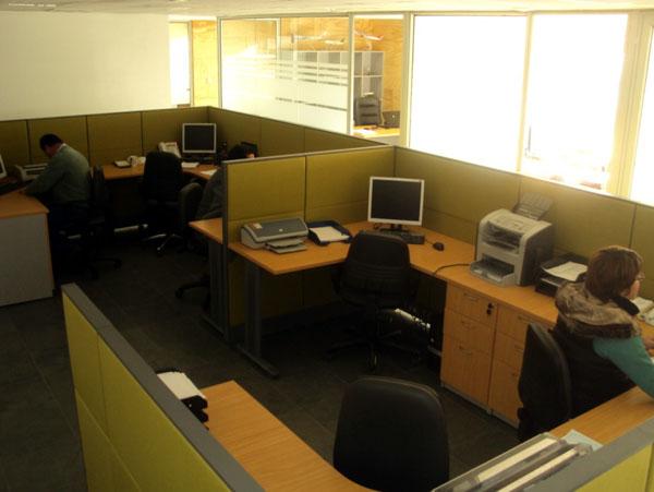 Cool go oficinas administrativas 2 for Planos de oficinas administrativas